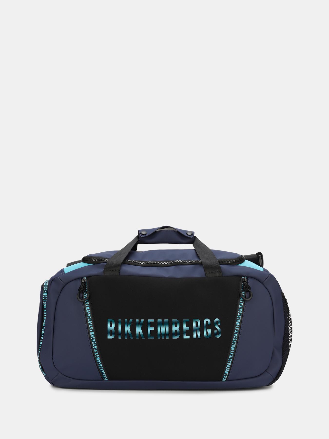 Фото - Дорожные сумки Bikkembergs Дорожная сумка феникс сумка мешок дорожная монстрик в оранжевом свитере 48646 оранжевый
