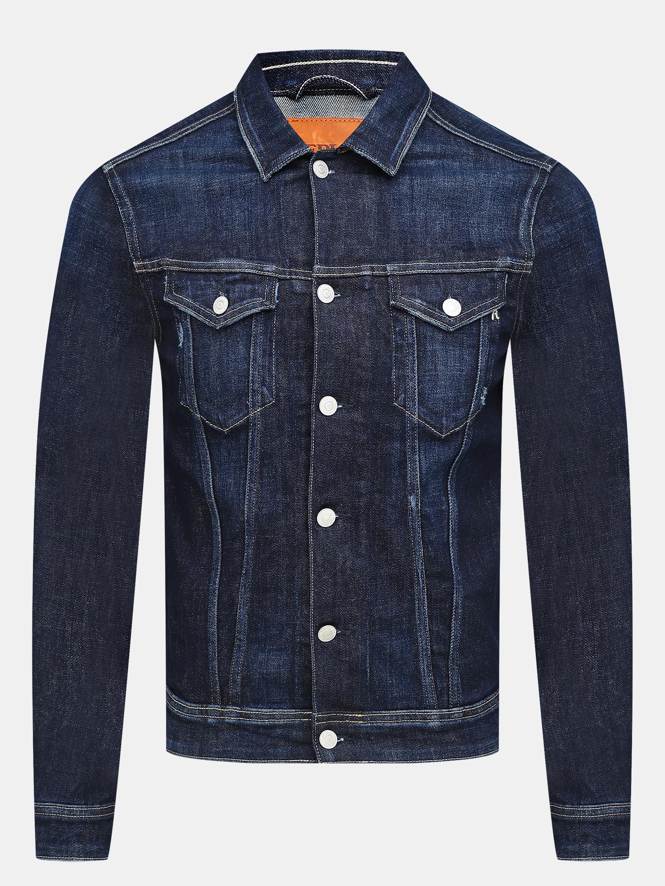 Джинсовые куртки REPLAY Джинсовая куртка фото