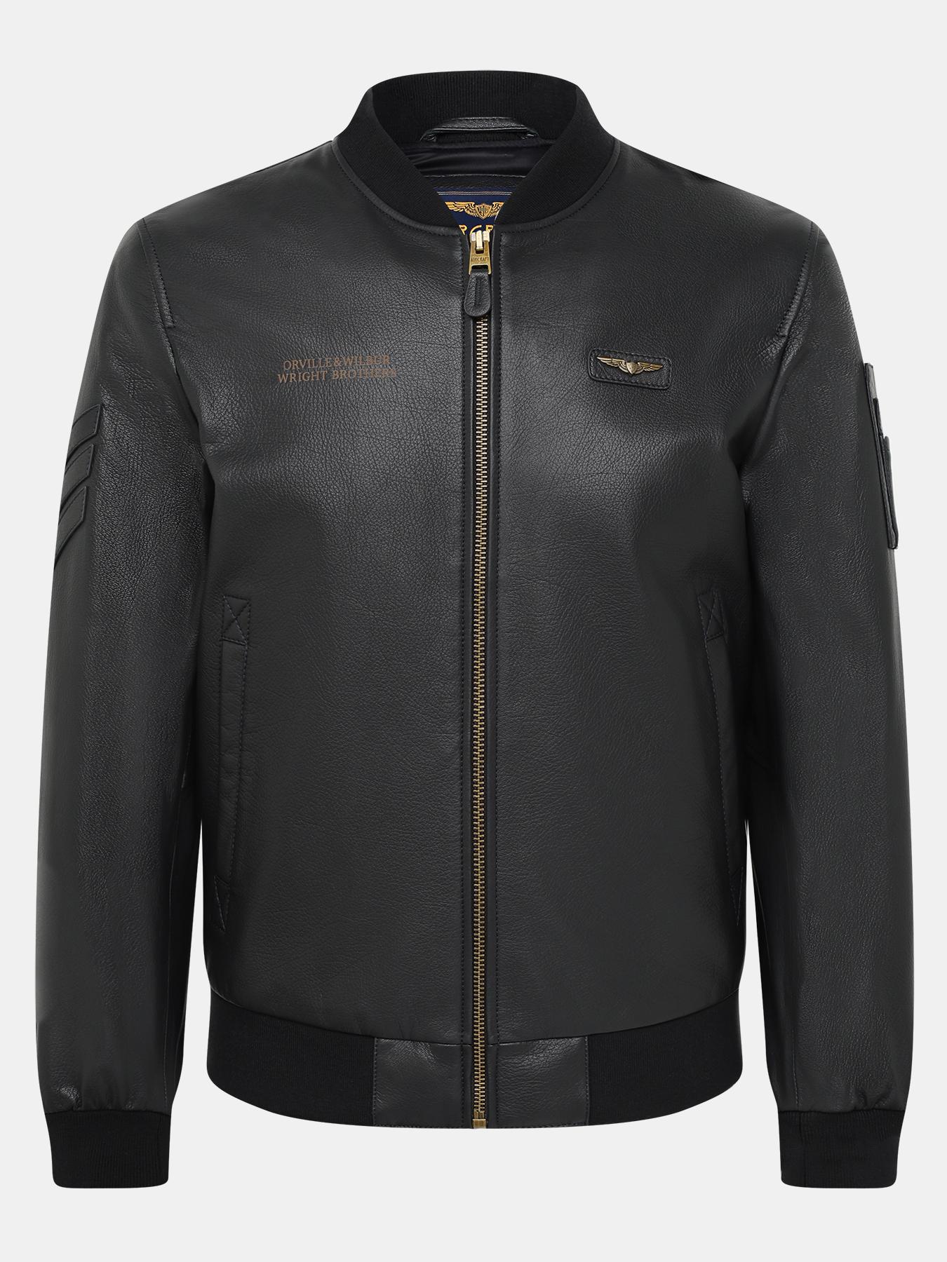 Кожаные куртки Aircraft Кожаная куртка