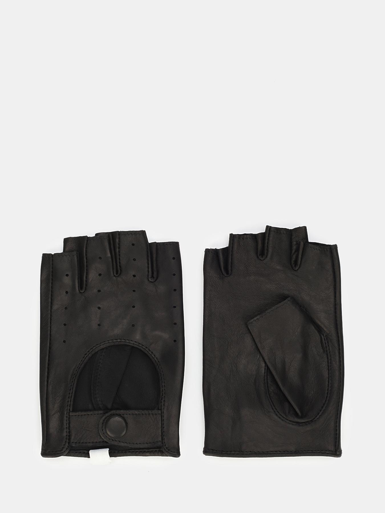 Кожаные перчатки ORSA Митенки