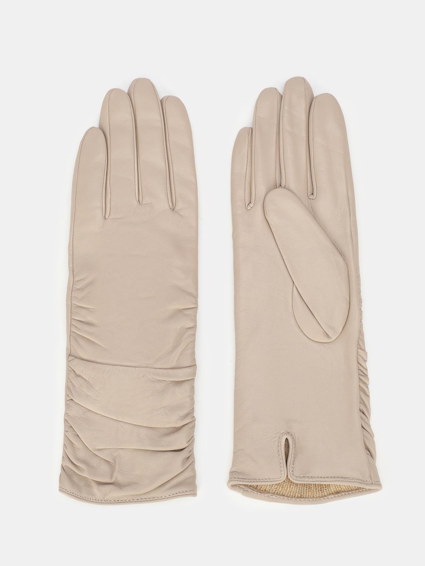 Кожаные перчатки ORSA Удлиненные перчатки