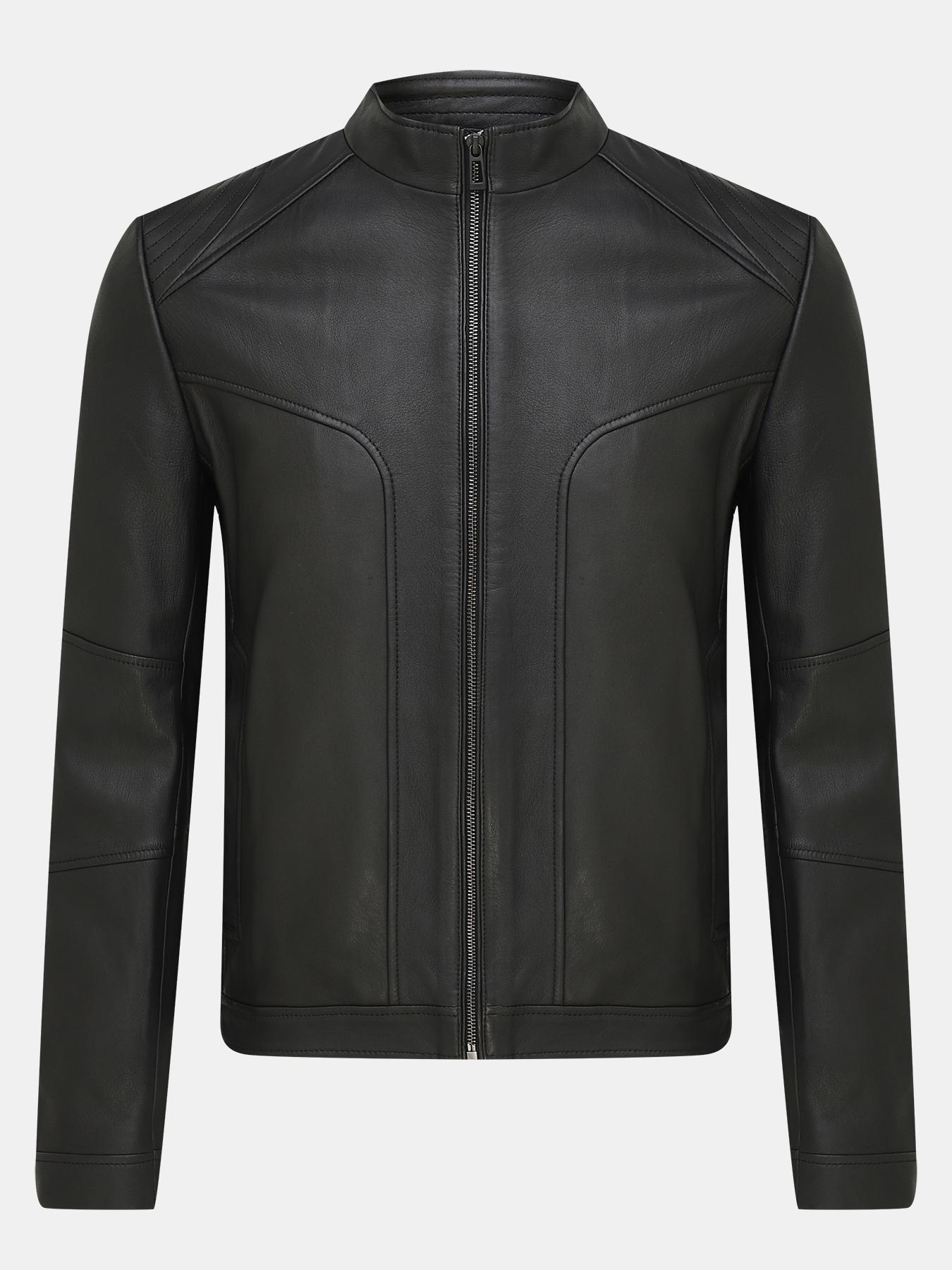 Кожаные куртки HUGO Кожаная куртка Lonos фото
