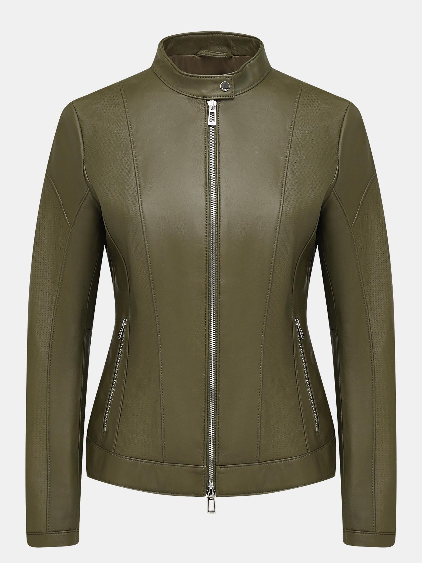 Кожаные куртки HUGO Куртка Lusea фото