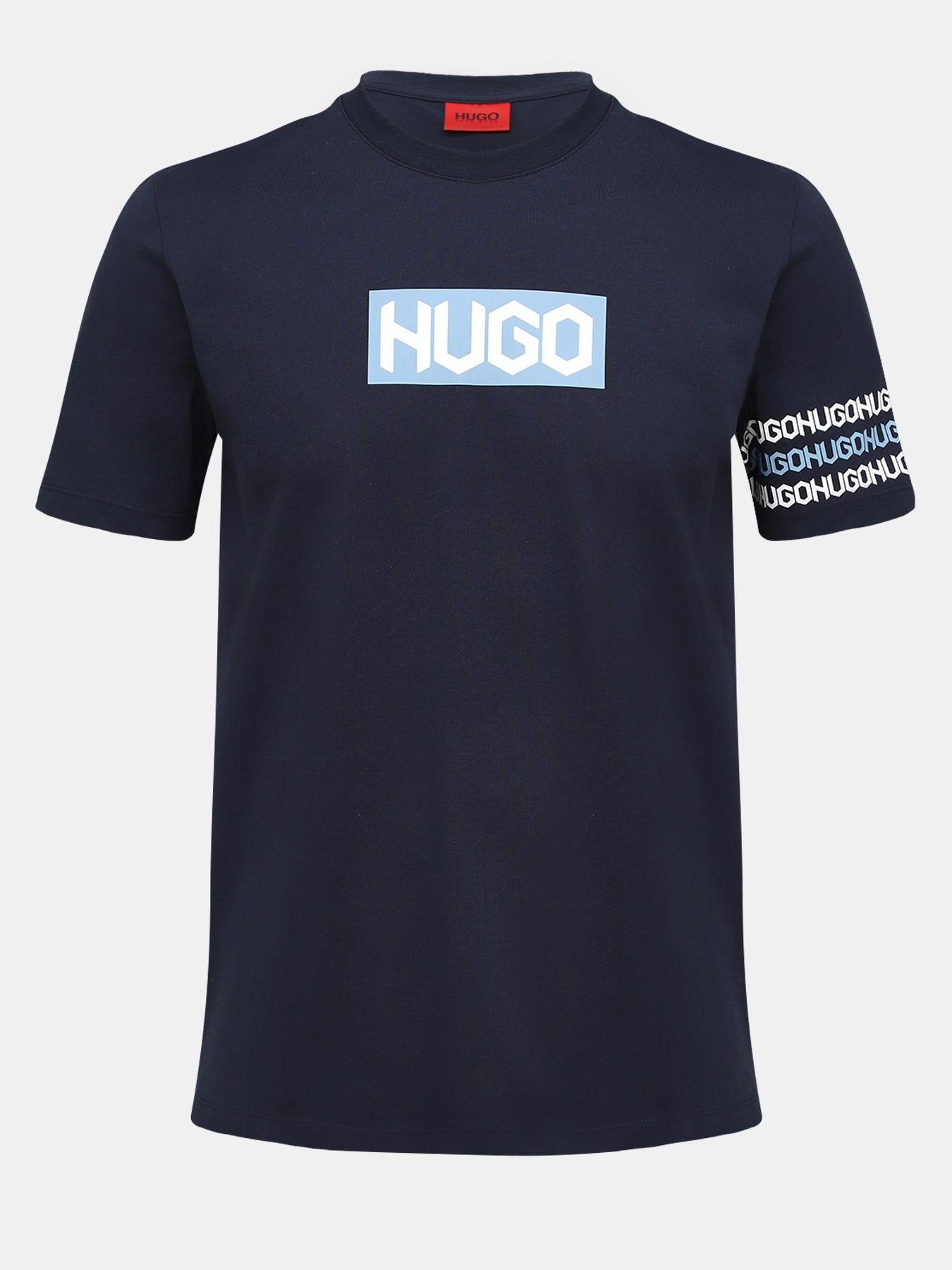 HUGO Футболка Dake