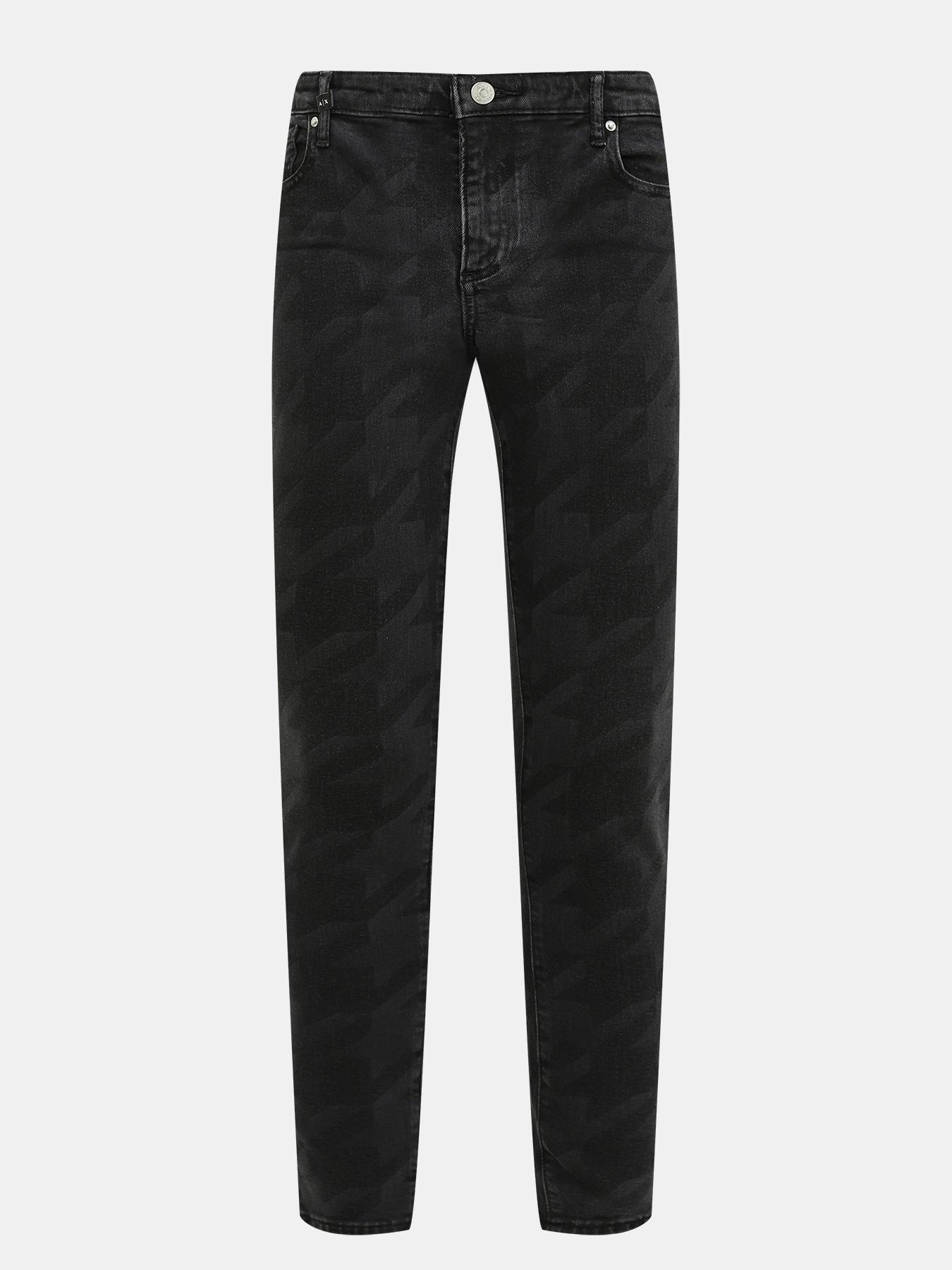 Джинсы Armani Exchange Джинсы брюки armani exchange джинсы с потертостями j27