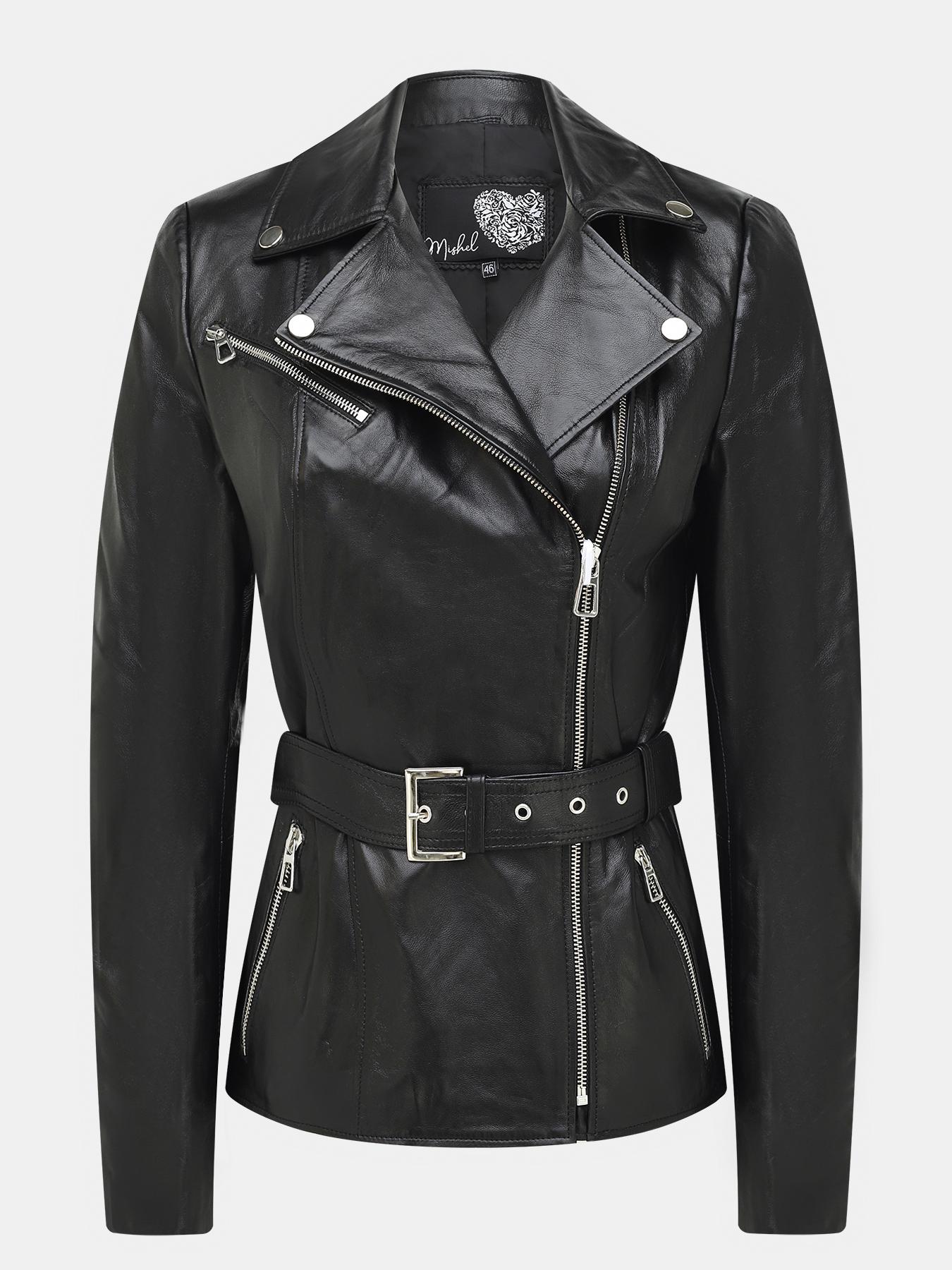 Фото - Кожаные куртки MISHEL Кожаная куртка кожаная куртка mauritius кожаная куртка