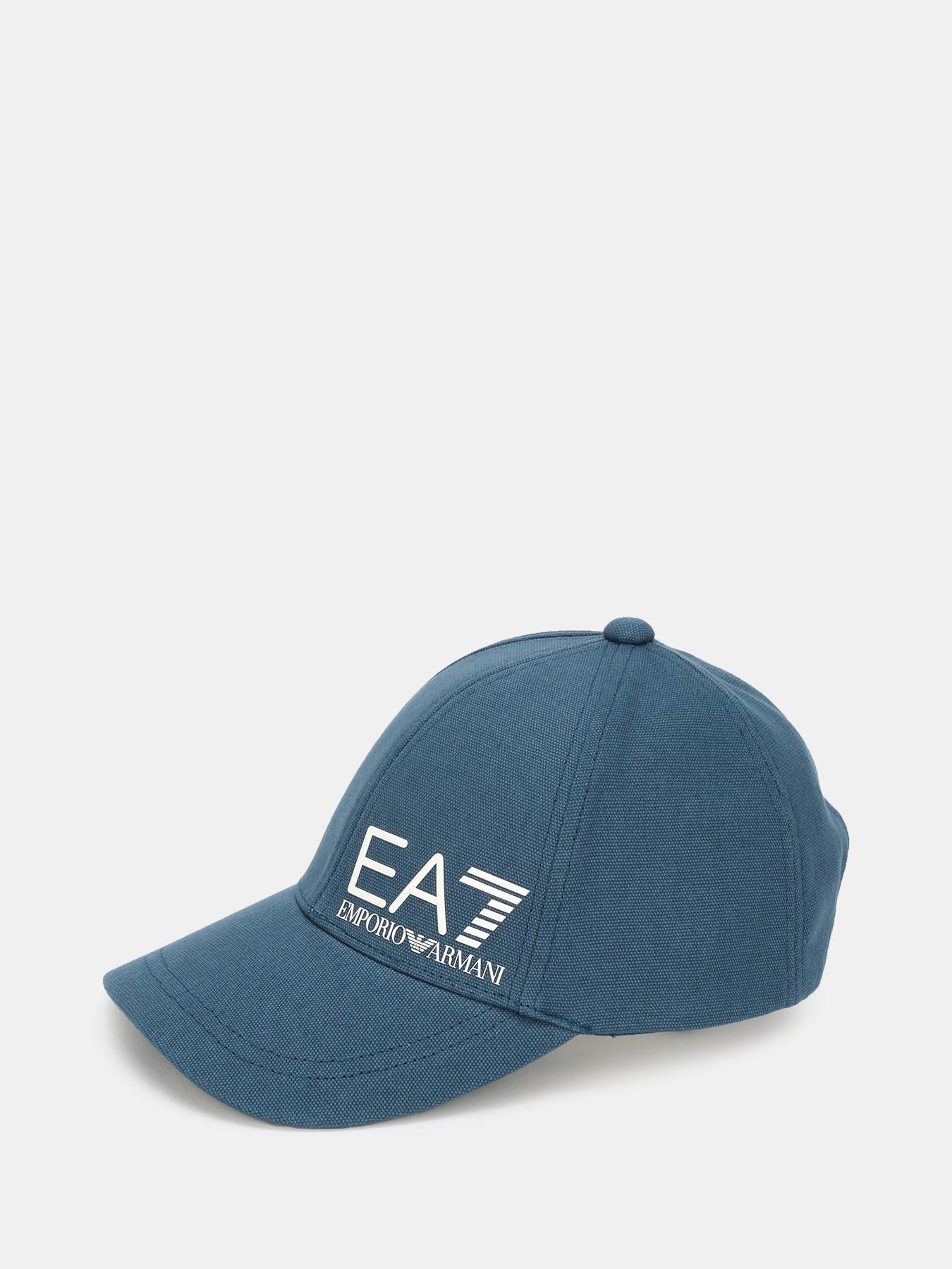 Бейсболки EA7 Emporio Armani Бейсболка кепи emporio armani мужская бейсболка