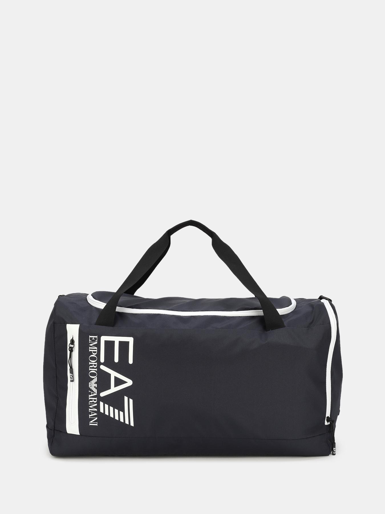 Дорожные сумки EA7 Emporio Armani Дорожная сумка сумка дорожная armani exchange дорожная сумка
