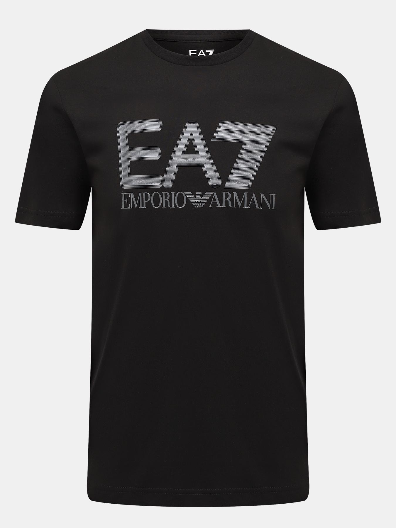 Футболки EA7 Emporio Armani Футболка ea7 шарф