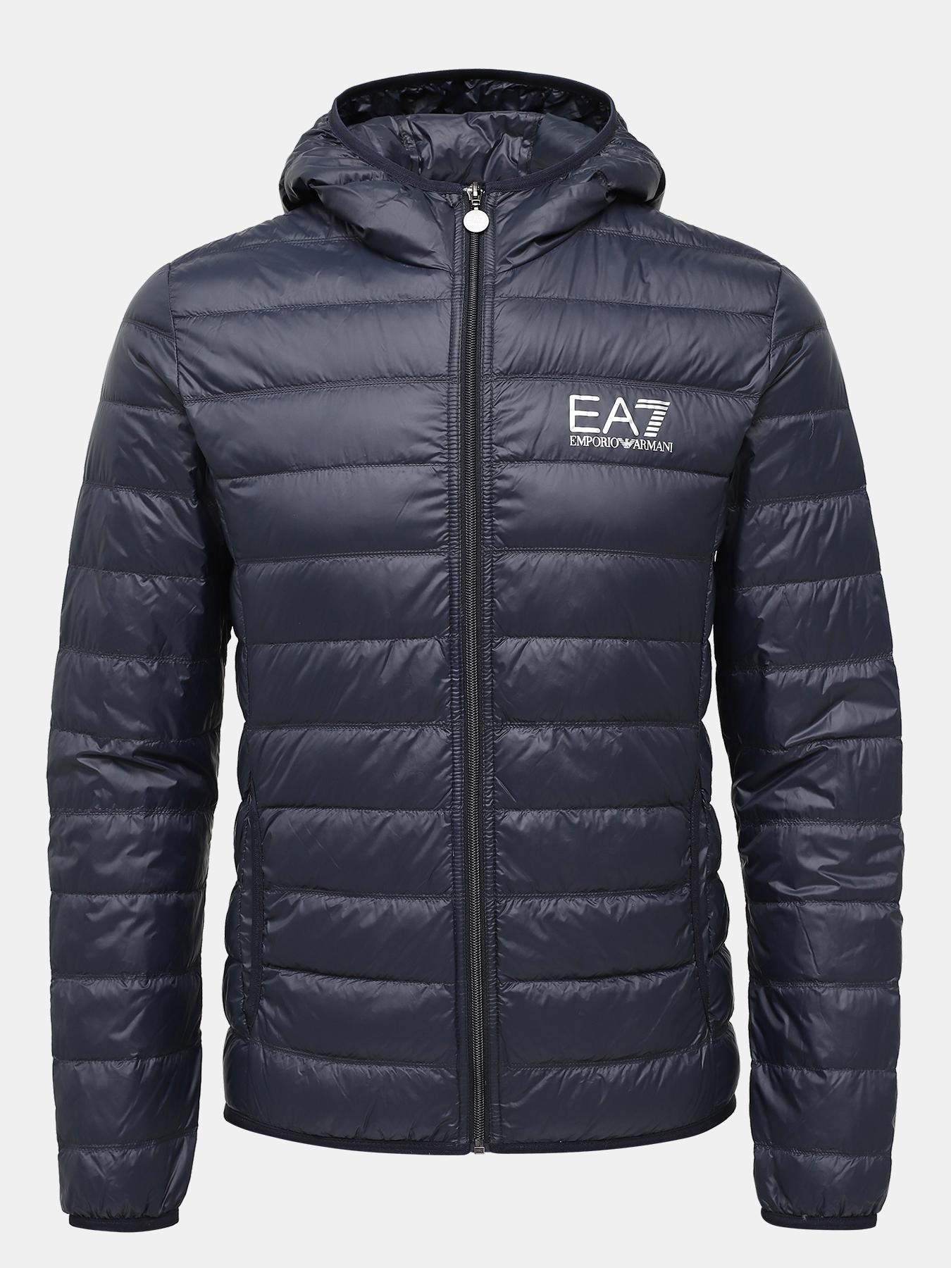 Куртки EA7 Emporio Armani Куртка ea7 шарф