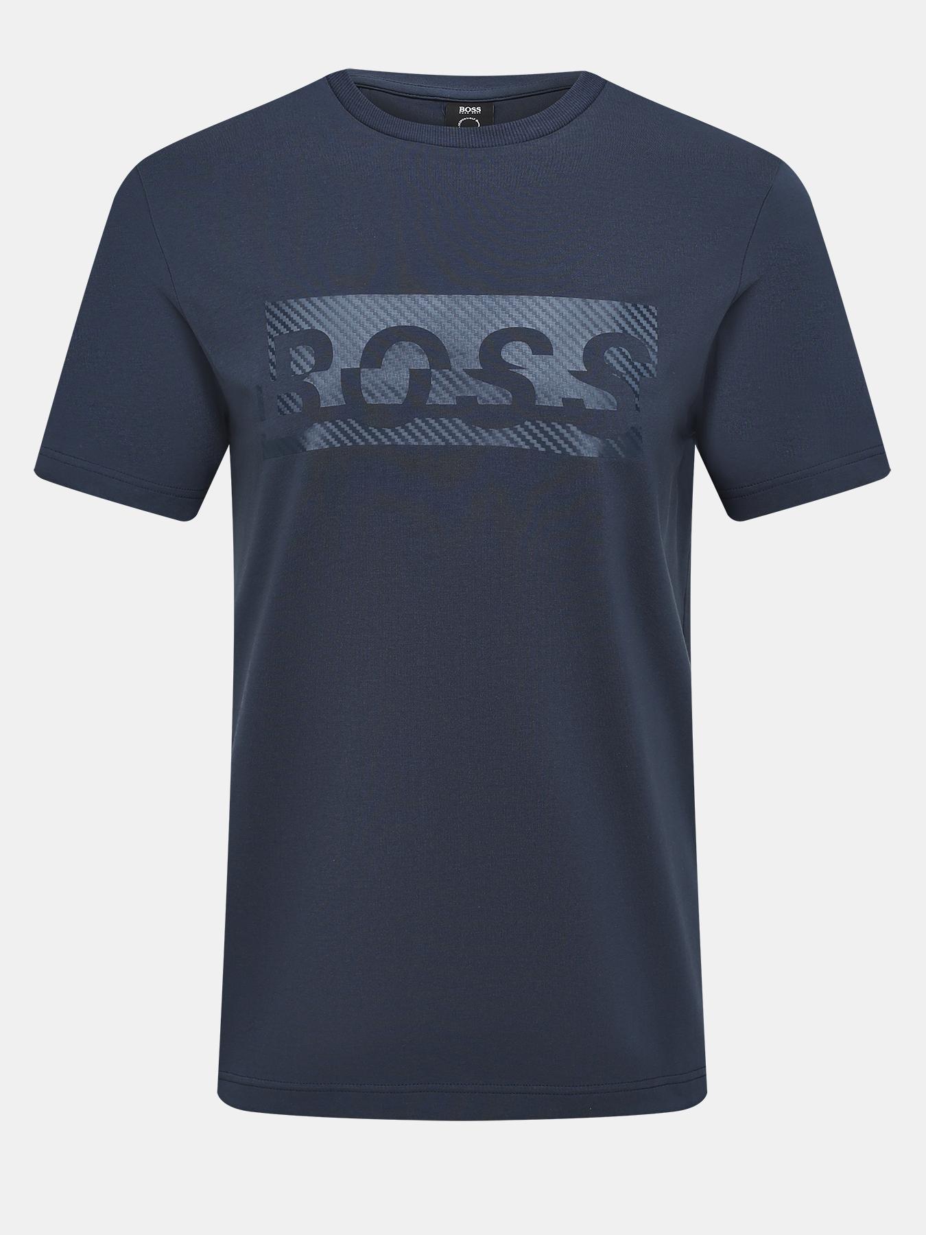 Футболки BOSS Футболка Tee футболка d grp tee 1 adidas футболка d grp tee 1